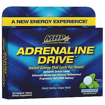 MHP Adrenaline Drive Peppermint 30 Tablets