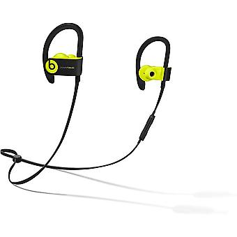 Original Packed Beats by Dr.Dre Powerbeats 3 Headset Wireless Wireless RemoteTalk Water Resistant - shock Yellow