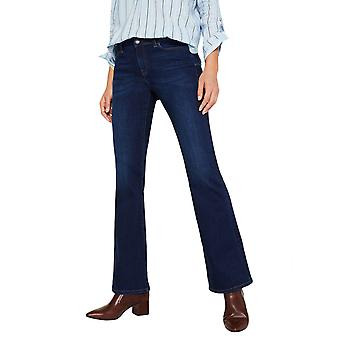 Esprit Women's Shaping Jeans Bootcut Medium Rise