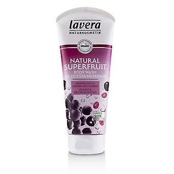 Body wash natuurlijke superfruit (biologische acai & biologische gojibessen) 239285 200ml/6.6oz