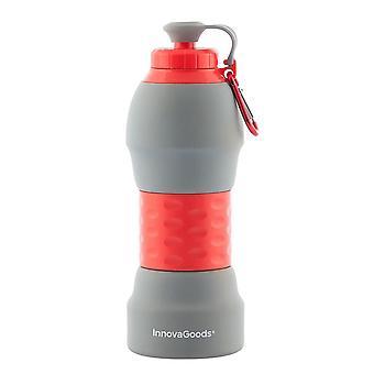 Zusammenklappbare Wasserflasche