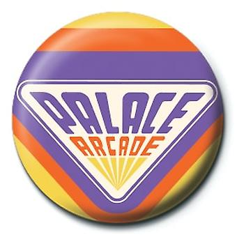 Stranger Things Palace Arcade 25mm Pin Button Badge