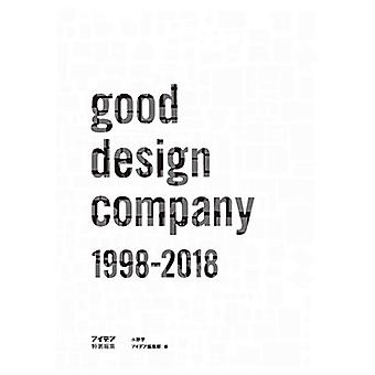 Good Design Company 1998-2018 by Manabu Mizuno - 9784416718339 Book
