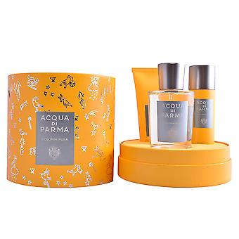 Acqua di Parma - Colonia Pura SET EDC 100 ml + Duschgel 75 ml + Deospray 50 ml - 100ML