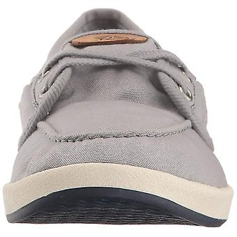 Sperry Womens Drift Hale Canvas Low Top Lace Up Fashion Sneakers