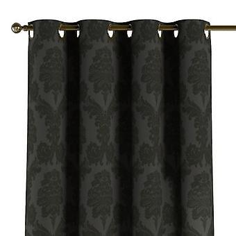 Ösenschal, schwarz, 130 × 260 cm, Damasco, 613-32