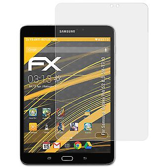 atFoliX Glass Protector compatibel met Samsung Galaxy Tab S2 8.0 SM-T710 9H Hybrid-Glass
