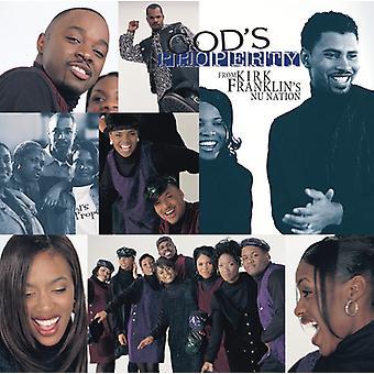 God's Property/Franklin - God's Property [CD] USA import