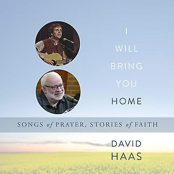 David Haas - I Will Bring You Home [CD] USA import