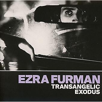 Ezra Furman - Transangelic Exodus [CD] USA import