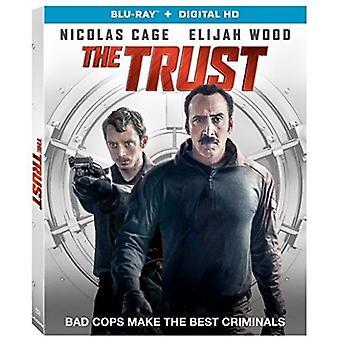 Confiar em importação EUA [Blu-ray]