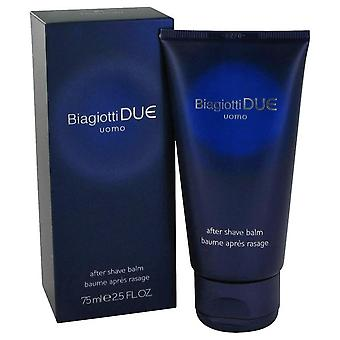 Due After Shave Balm By Laura Biagiotti 2.5 oz After Shave Balm
