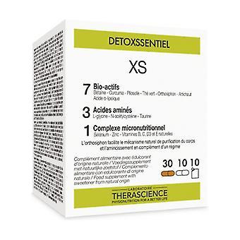 Detoxssentiel XS 10s / 30c / 10c