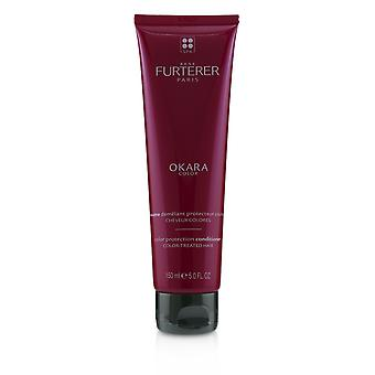 Okara color color radiance ritual color protection conditioner (color treated hair) 240273 150ml/5oz