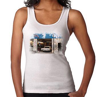 A Chevrolet Impala az Auto Shop fehér nők ' s Vest