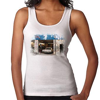 Chevrolet Impala la auto Shop White Women ' s vest