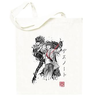 Death Note God Of The New World Totebag