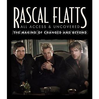 Rascal Flatts - All Access & Uncovered [DVD] USA import