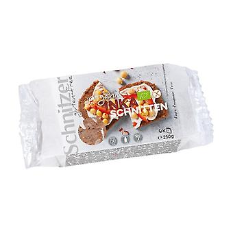 Gluten-free Inka buckwheat fermented bread 250 g