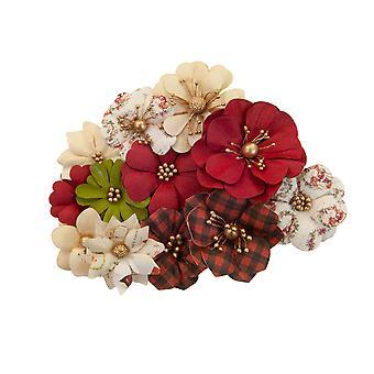 Prima Markkinointi joulu maassa kukat St. Nick