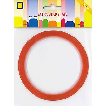 JEJE Produkt Extra Sticky Tape 3 mm