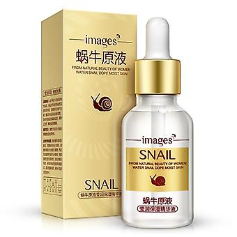 Snail Uddrag Serum Face Essence - Anti Rynke Anti Aging Kridtning Fugtgivende Face Care Beauty Serum