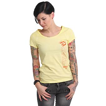 YAKUZA Women's T-Shirt Bad Company Racerback Dye