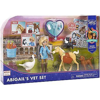 Spirit Abigails Vet Set