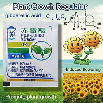 Koncentrát gibberellic kyseliny rastlín rast zvýšenie produkcie hnojív