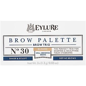 Eylure Brow Palette - Blond - Perfect voor shaping en sculpting wenkbrauwen