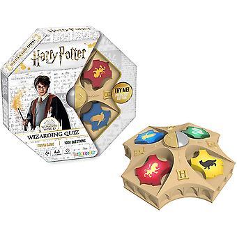 TOMY Spiele T73181 Harry Potter elektronische Zauberei Quiz Spiel