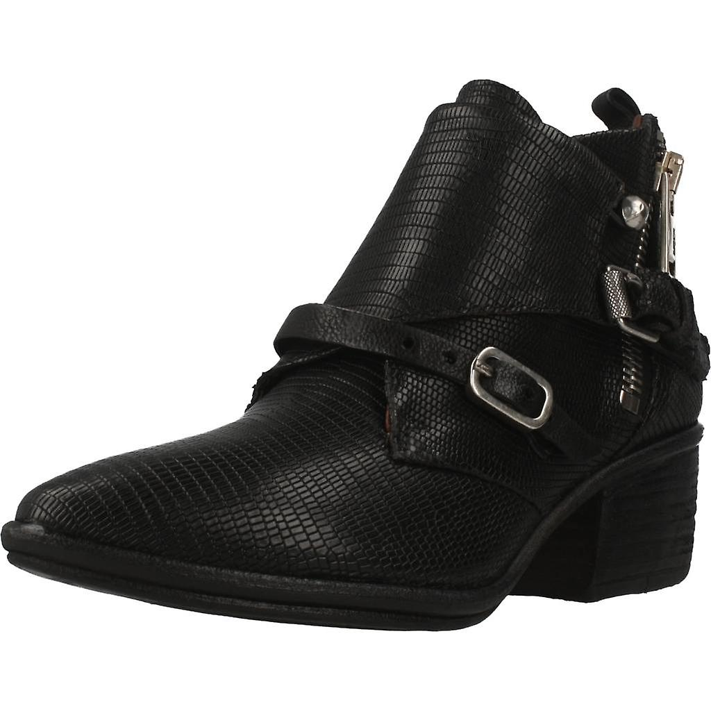 As 98 Ankle boots A27208 Color Nero