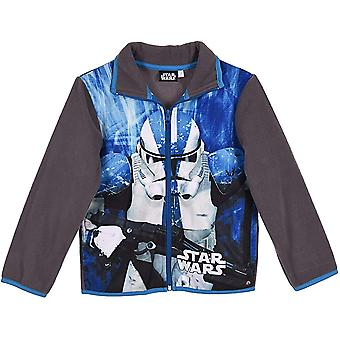 Star wars boys sweatjacket yoda stw4376swj