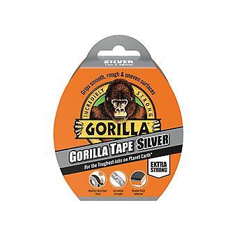 Gorilla Glue Gorilla Tape Silver 48mm x 11m GRGCLOTHSIL