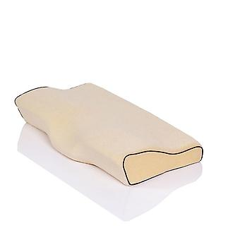 Contoured Orthopedic Memory Foam Pillow For Neck Pain, Cervical Relax