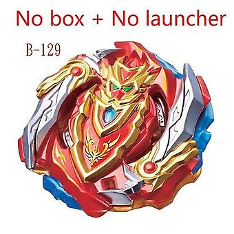 Funny Joy B-151 Beyblade Burst Starter Bey Blade Blades Metal Fusion Beyblade With Launcher High-performance Battling Top