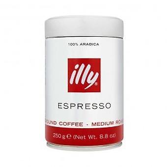 Illy Ground Coffee - Standard - Illy Ground Coffee - Standard