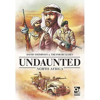Undaunted North Africa A sequel to the WWII deckbuilding game
