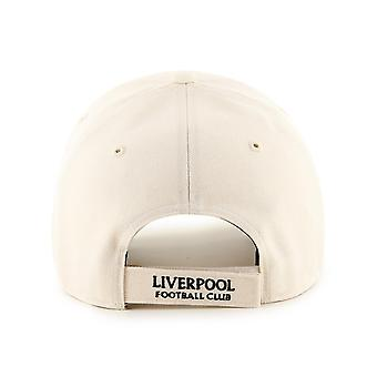 47 Brand Relaxed Fit Cap - MVP FC Liverpool natural beige