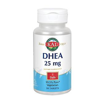Kal DHEA, 30 Tabs