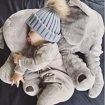 Snipe Elephant Pillow cuseanimals