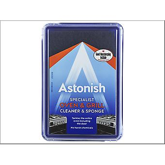 Astonish Products Oven & Grill Cleaner 250g C8600