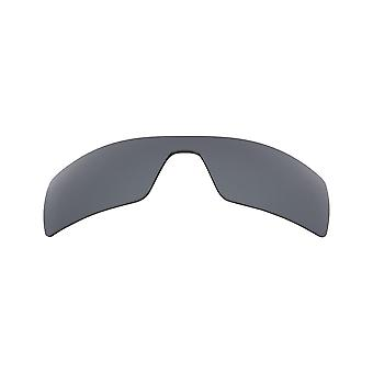 Polarized Replacement Lenses for Oakley Oil Rig Sunglasses Anti-Scratch Silver