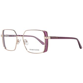 Rose Gold Women Optical Frames