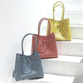 Toko Bazaar gewebte Einkaufstasche