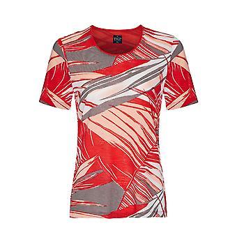 טיגי ג'ונגל - חולצה עם הדפס
