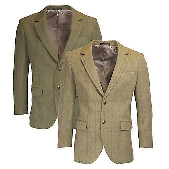 Walker and Hawkes - Mens Classic Windsor Tweed Jacket
