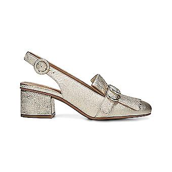Franco Sarto Womens Louise Round Toe Casual Mule Sandals