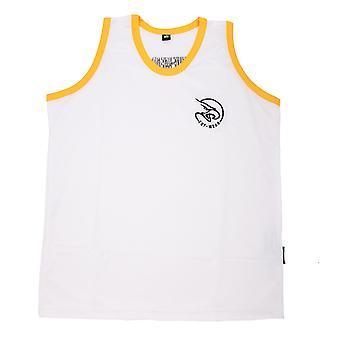Tuf Wear Kids Junior Club Boxing Vests White / Gold