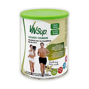 VNSup Collagen with Hyaluronic Acid, Magnesium and Vitamin C Vanilla Flavor 450 g of powder